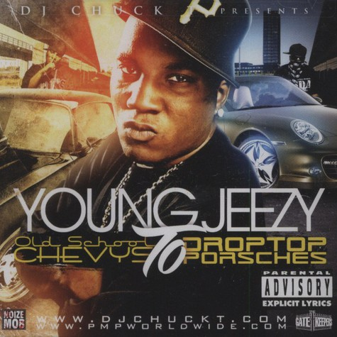 Young Jeezy                    - Old School Chevys