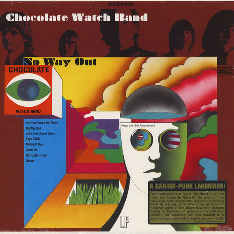 Chocolate Watch Band - No Way Out