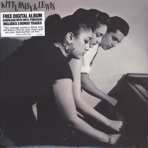 Kitty, Daisy & Lewis - Kitty Daisy & Lewis