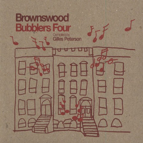 Gilles Peterson - Brownswood Bubblers Volume 4