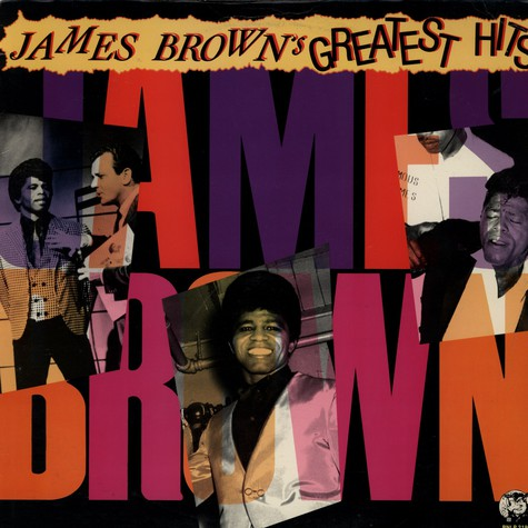 James Brown - James Brown's Greatest Hits