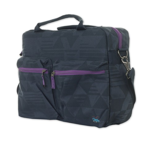 Cleptomanicx - Barley Nylon laptop bag