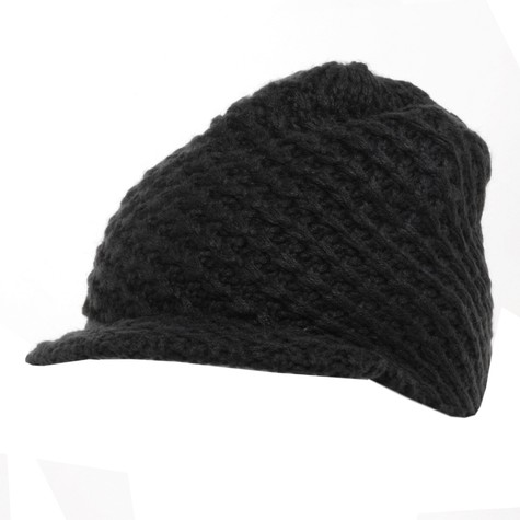 The North Face - Chunky Knit Visor Beanie