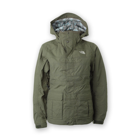 The North Face - Milletan Triclimate Jacket