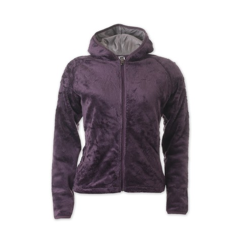 The North Face - Mossbud Full Zip Women Hoodie