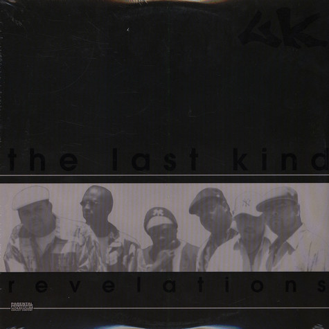Last Kind, The - Revalations