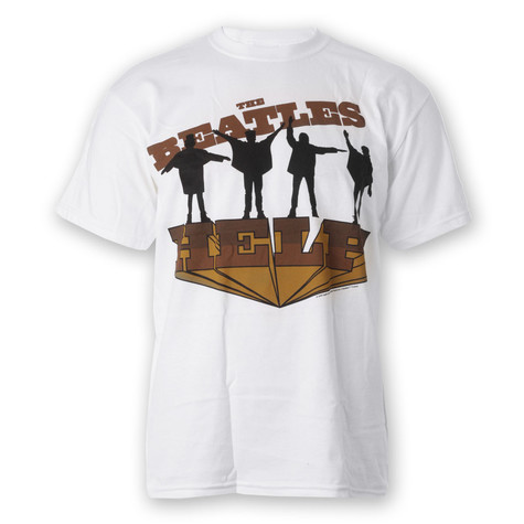Beatles, The - Help T-Shirt