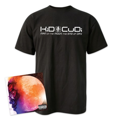 Kid Cudi - Man On The Moon: The End Of The Day HHV Bundle