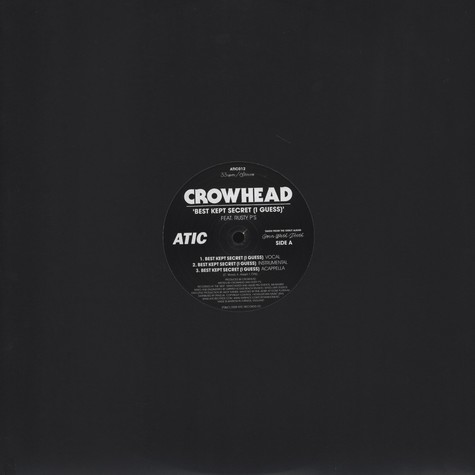 Crowhead - Best Kept Secret (I Guess) feat. Rusty Ps