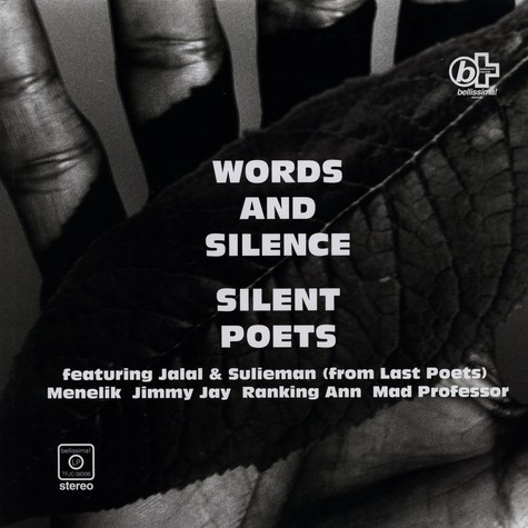 Silent Poets - Words And Silence