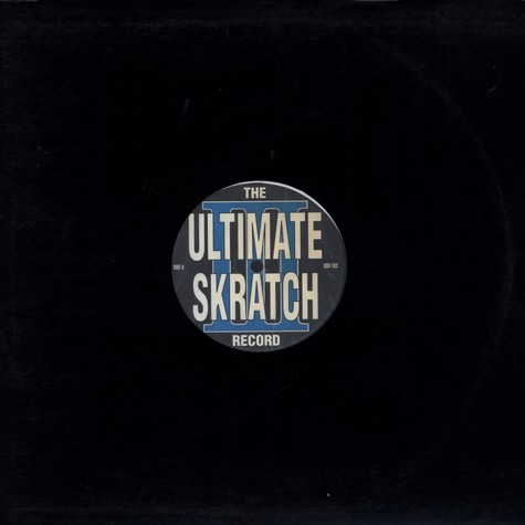Ultimate Skratch Record, The - Volume 3