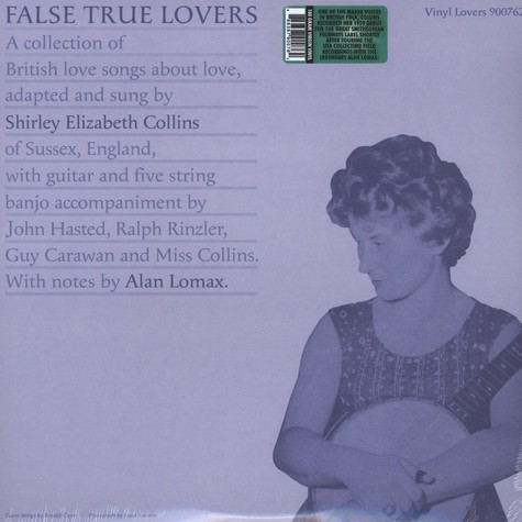 Shirley Elizabeth Collins - False True Lovers