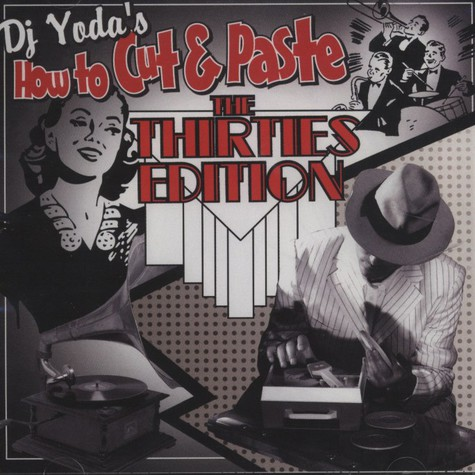 DJ Yoda - How To Cut and Paste Country and Western Edition