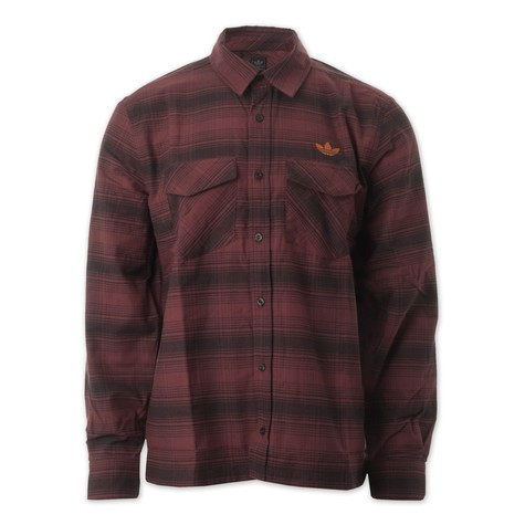 adidas - Flannel Shirt