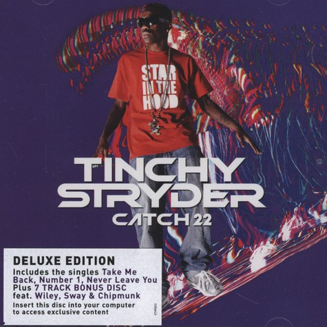Tinchy Strider - Catch 22
