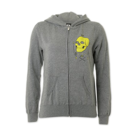 P.O.S. - Rosario Women Zip-Up Hoodie