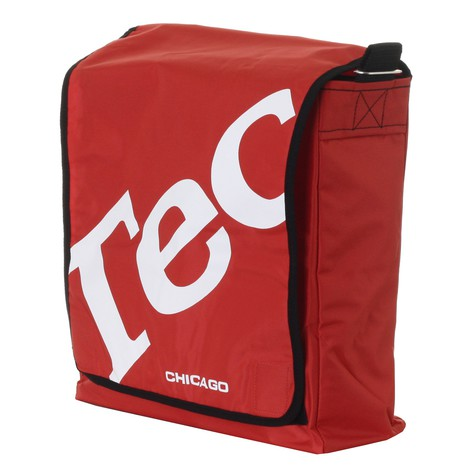 DMC & Technics - Technics City Bag - Chicago