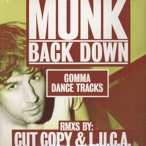 Munk - Back Down Remixed