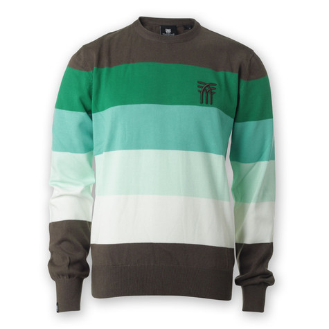 Fenchurch - Barnie Stripe Knit Sweater