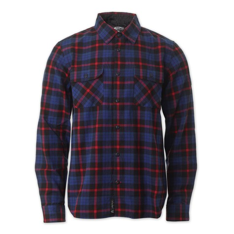 5cc17c0ae8 Vans - AV Drag Flannel Shirt (Royal)