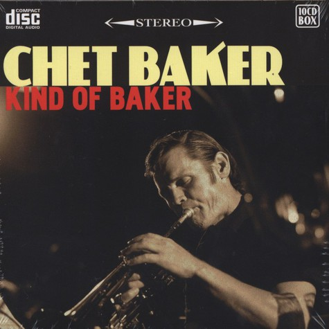 Chet Baker - Kind Of