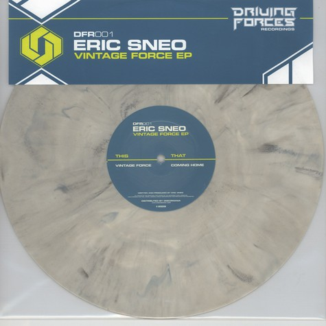 Eric Sneo - Vintage Force EP