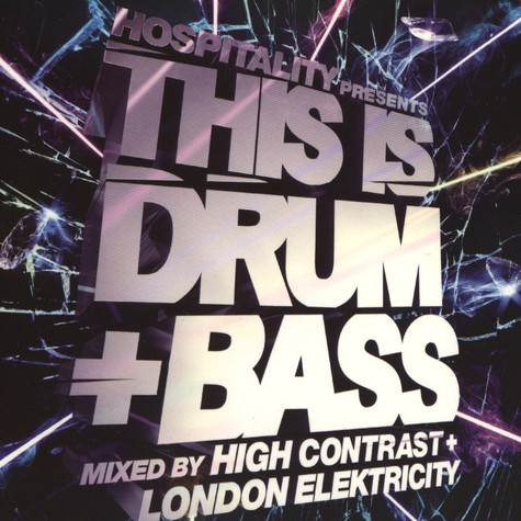 High Contrast & London Electricity present - This Is Drum & Bass