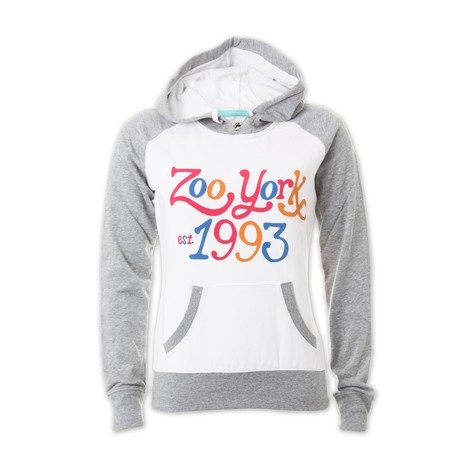 Zoo York - Color Me Bad Women Hoodie