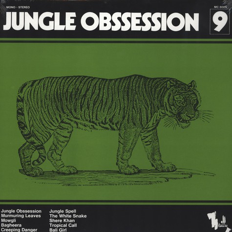 Nino Nardini - Jungle Obssession feat. Roger Roger