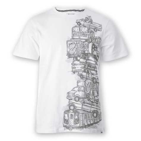 Zoo York - Stacked Cars T-Shirt