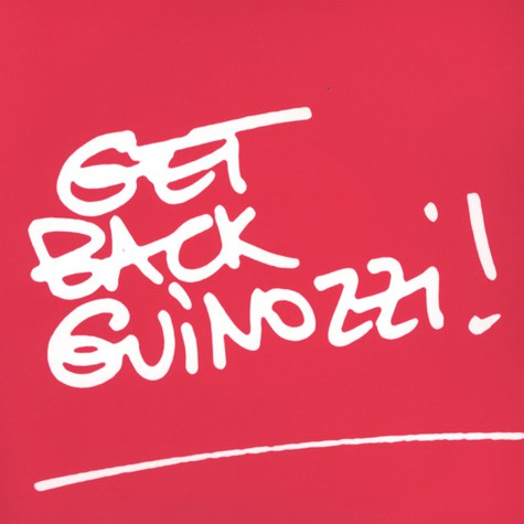 Get Back Guinozzi - Low Files Tropical
