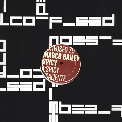 Marco Bailey - Spicy