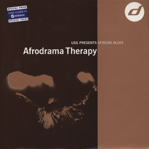 USG presents African Blues - Afrodrama Therapy
