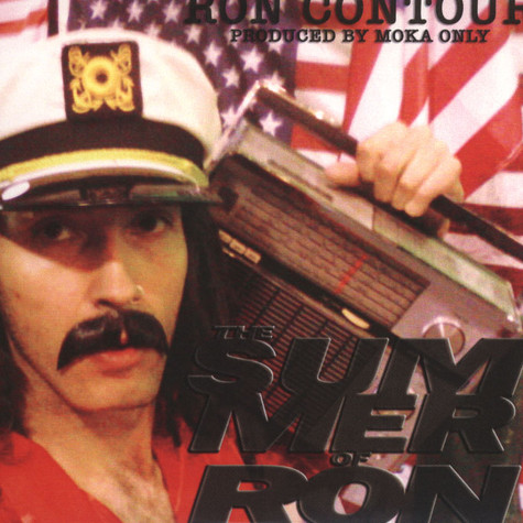 Moka Only is Ron Contour - The Summer Of Ron