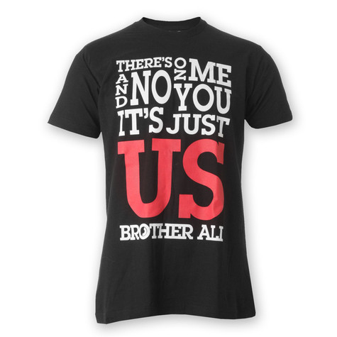 Brother Ali - Quote T-Shirt