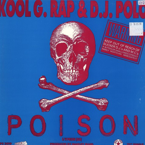 Kool G Rap & DJ Polo - Poison