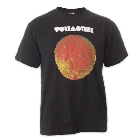 Wolfmother - Red Moon T-Shirt