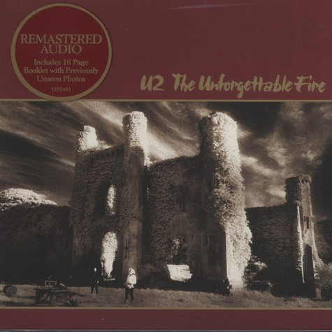 U2 - The Unforgettable Fire (2009 Remastered)