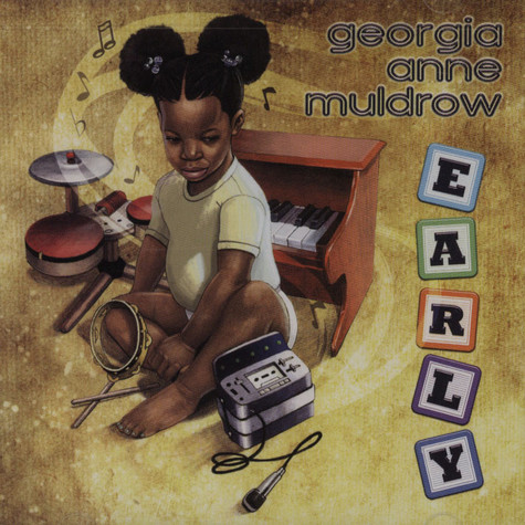 Georgia Anne Muldrow - Early