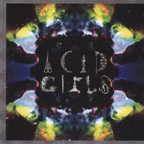 Acid Girls - The Numbers Song