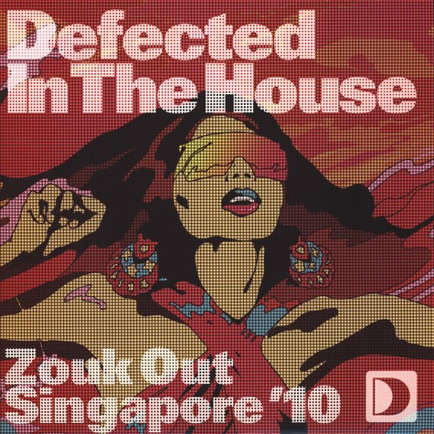 V.A.  - Defected In The House Zouk Out Singapore 09 EP 1