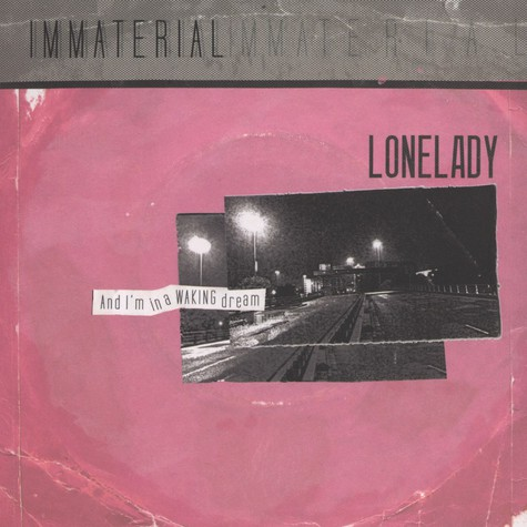 Lonelady - Immaterial