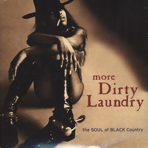 V.A. - More Dirty Laundry-The Soul Of Black Country Volume 2