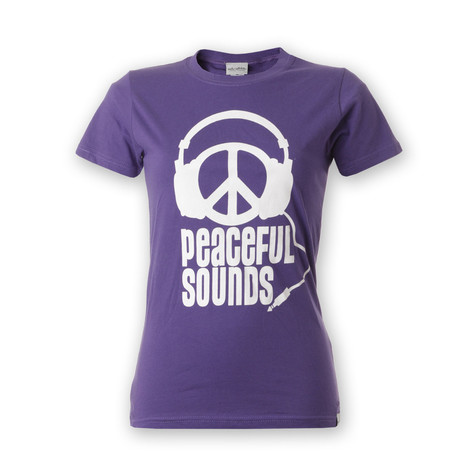 Edukation Athletics - Peaceful Sounds Women T-Shirt