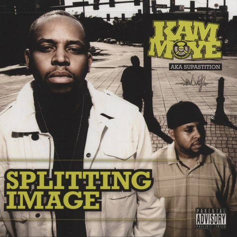 Kam Moye (Supastition) - Splitting Image