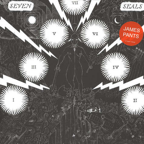 James Pants - Seven Seals