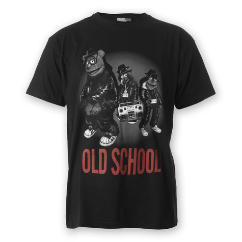 Muppets, The - Old School Rap T-Shirt