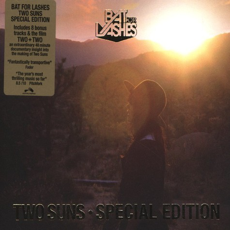 Bat For Lashes - Two Suns Special Edition