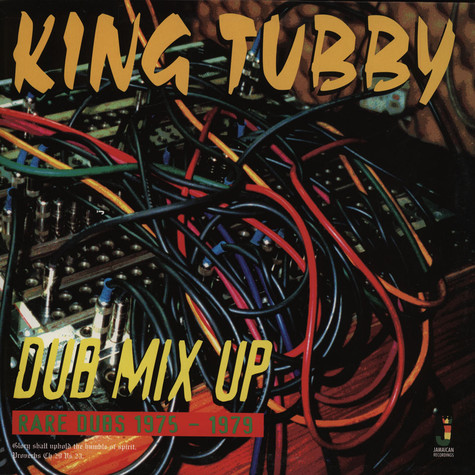 King Tubby - Dub Mix Up: Rare Dubs