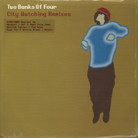 Two Banks Of Four  - City Watching Remixes